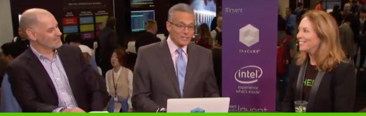 theCube Interviews at AWS re:Invent