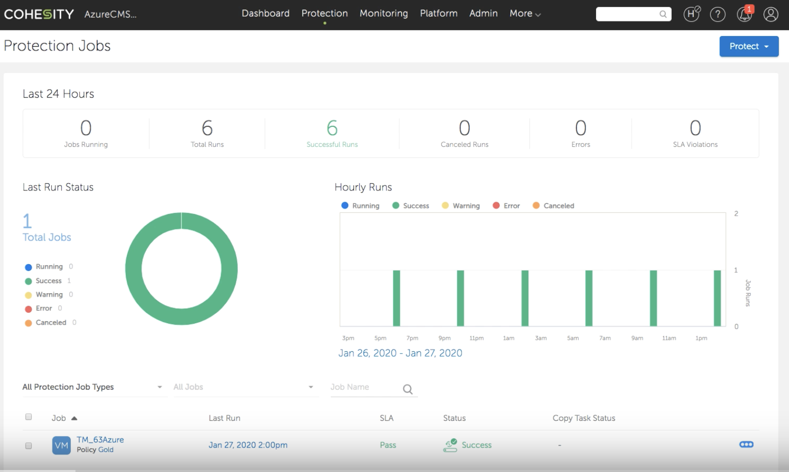 Five Reasons to Upgrade to Cohesity 6.3 Software