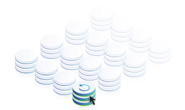 Vereinfachte Verwaltung und Schutz für führende Datenbanken
