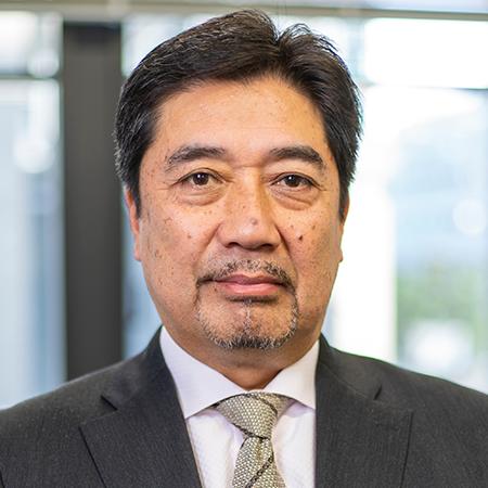 Photo of Junichi Iwakami