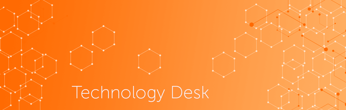 technology-desk-orange-banner