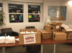 Volunteering: Staff Meals at Hospital