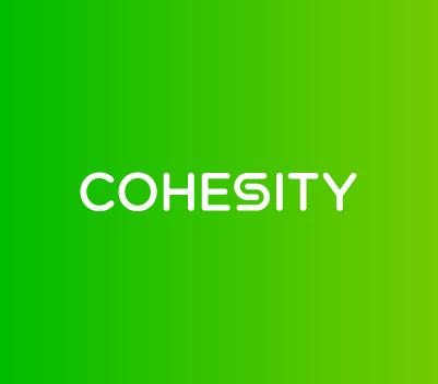 cohesity block logo
