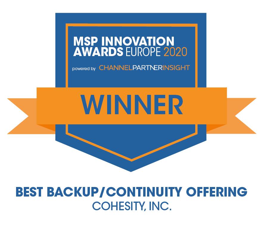MSP Innovation Award