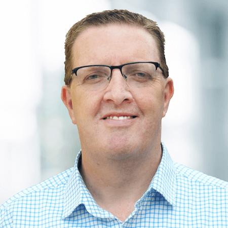Robert O'Donovan, CFO