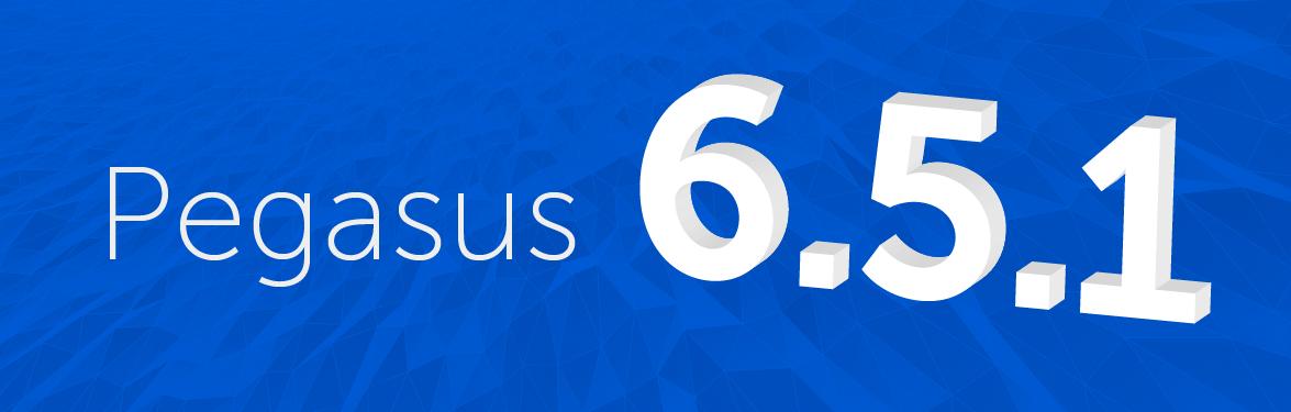 pegasus 651 announcement banner