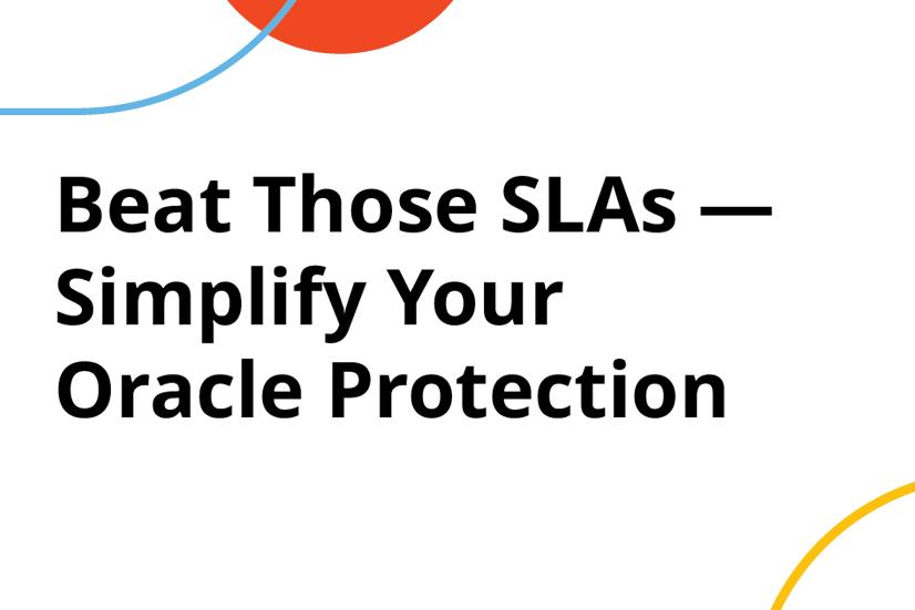 Oracle-Schutz vereinfachen und Vorteile freischalten